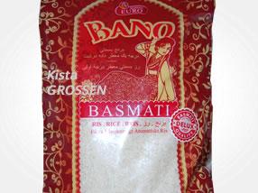 Bano Basmatiris