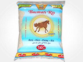 Hästen Basmatiris