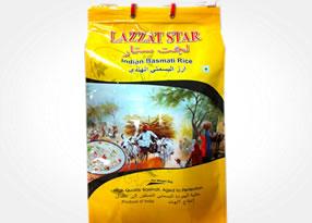 Lazzat Star Basmatiris