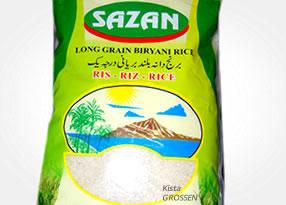 sazan biryani ris