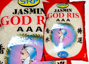 Jasminris - God Ris