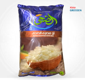 Aldoha Egyptian White Rice