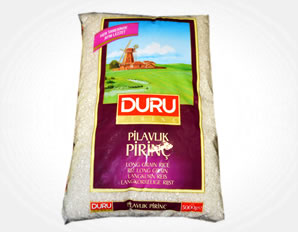 Duru Long Grain Rice