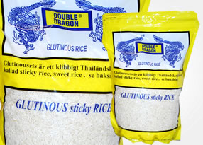 Double Dragon Thai glutinous rice