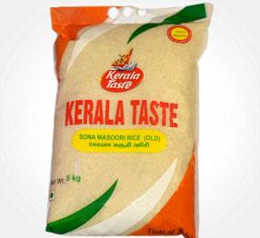 Kerala Sona Masoori Rice