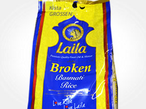 Laila Broken (brutet) Basmatiris