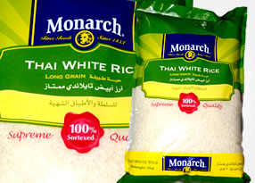 Monarch Thai White Rice