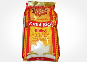Laxmi Ponni Rice