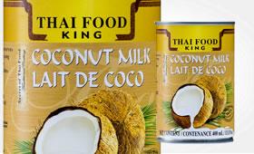 Kokos mjölk