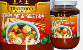 Instant Hot &Sour Paste