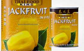 Jackfruit i Syrup