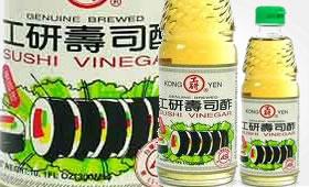 Sushi Vinäger - Kong Yen Brand
