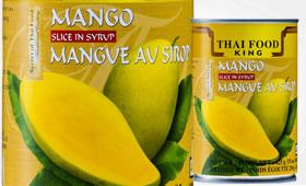 Mango i Syrup