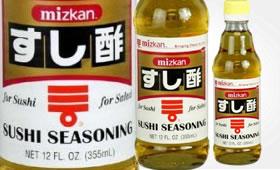 Sushi Seasoning - Mizkan Brand