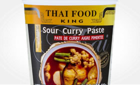 Sour Curry paste