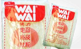 Wai Wai nudlar