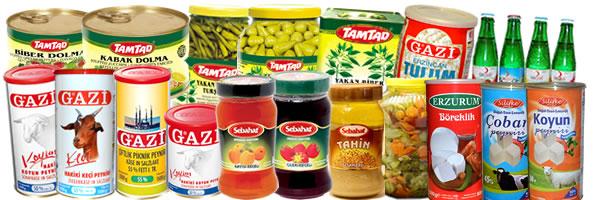 Turkiska produkter