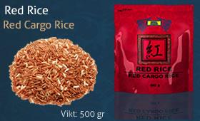 Red cargo rice - rödris