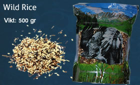 Wild rice - vildris