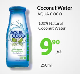 Aqua Coconut Water