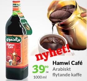 Arabisk Kaffe