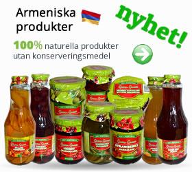 armeniska produkter