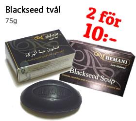 Blackseed soap
