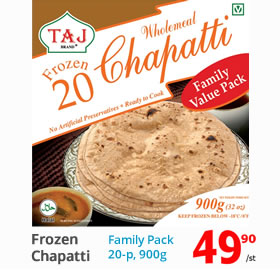Taj Chapatti