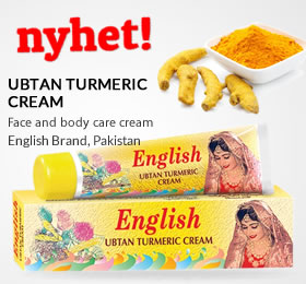 English Ubtan, Turmeric Cream