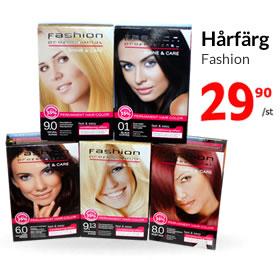 Fashion hårfärg