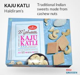 Haldiram's Kaju Katli