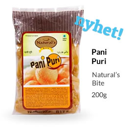 Natural's Bite Pani Puri